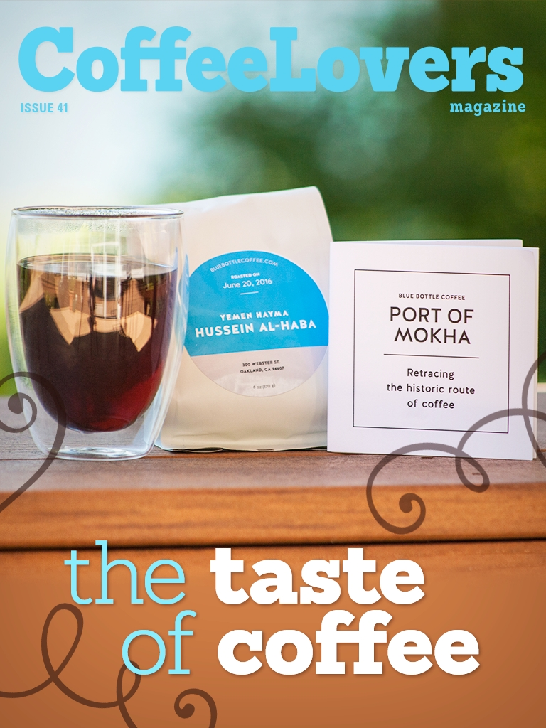 Issue 41 – The Taste of Coffee
