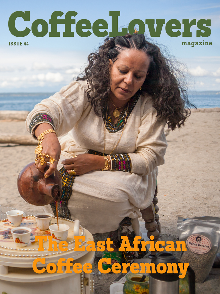The East African Coffee Ceremony – Issue 44