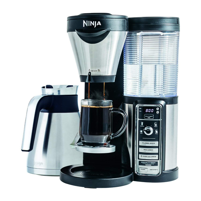 Ninja Coffee Bar Reviews - A Great Little Coffee Brewer Station!