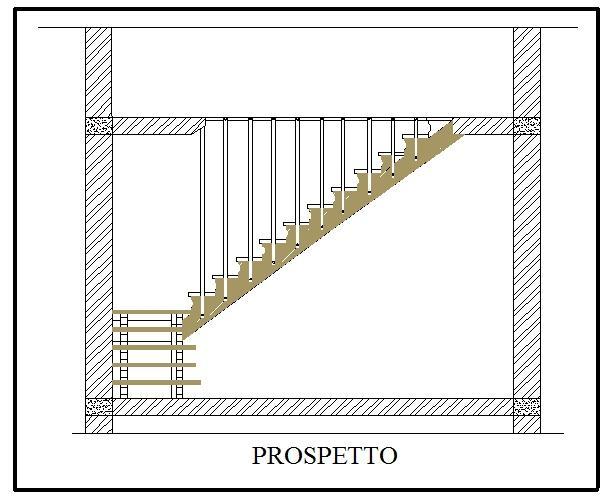 Costruire Una Scala In Legno Fai Da Te Rifiniture7