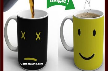 Good morning. Here is some magic coffee to start your day.