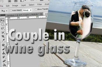 Photo in Wine Glass