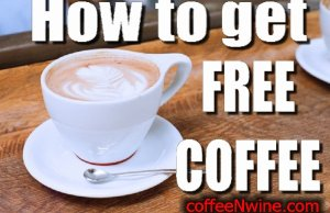 How to get Free Coffee