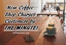 Coffee Shop Charges by The Minute