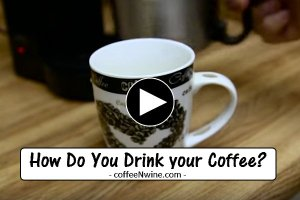How do you drink your coffee