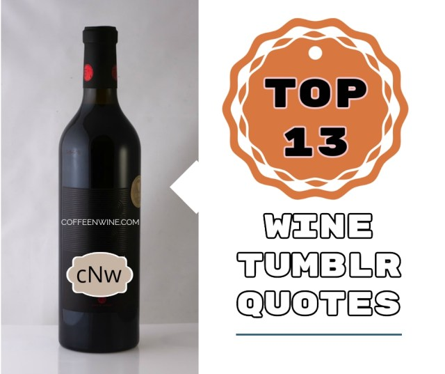 Top 13 Wine Tumblr Quotes