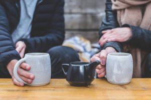 People Sharing Coffee - Coffee is Good For You - Coffee Health Benefits