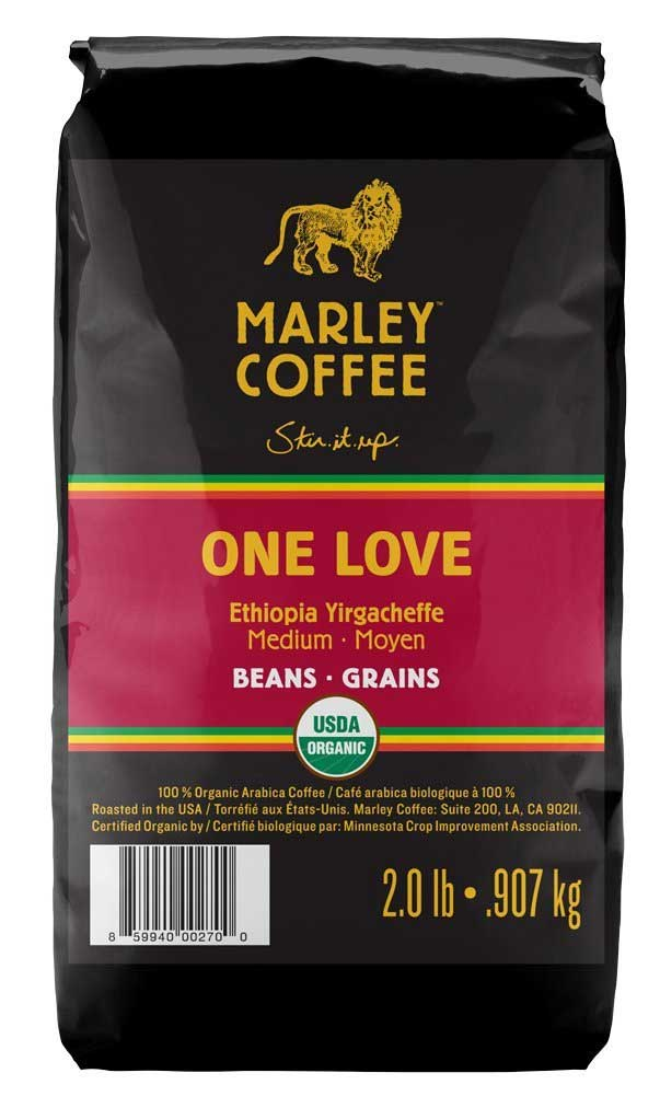 Marley Coffee One Love Organic