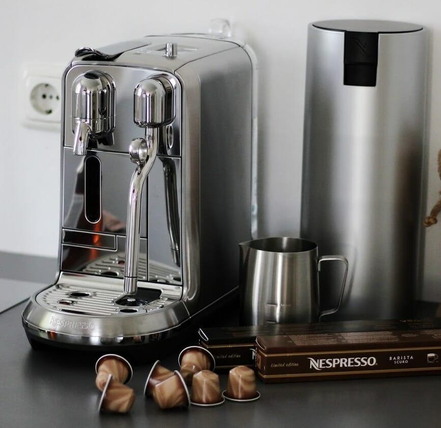 Nespresso Creatista Plus 1