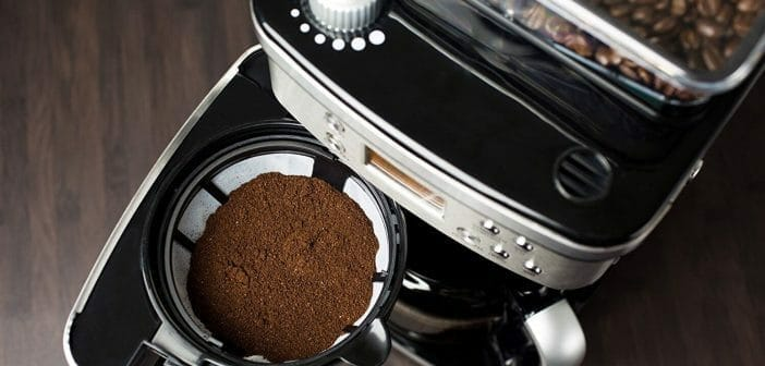 find the coffee maker with grinder 2020