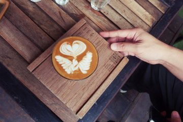 Latte Art Beginners Guide