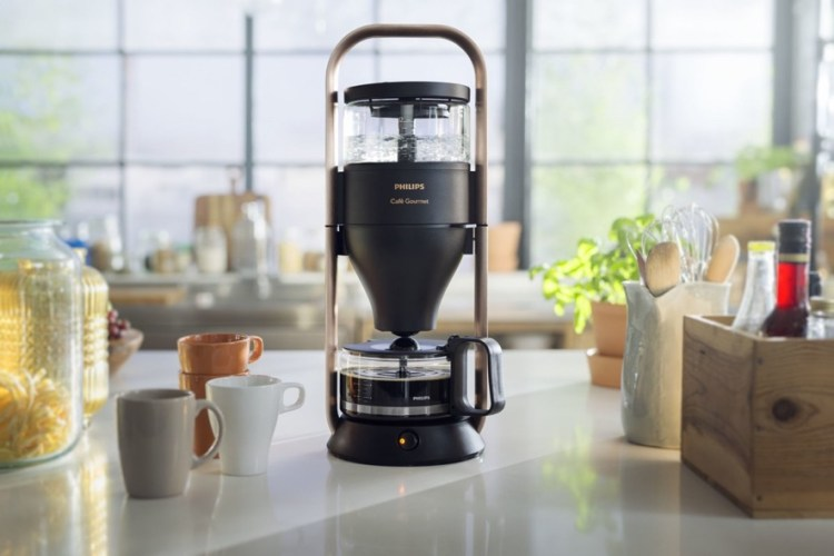 Philips HD5408 / 20 coffee machine review