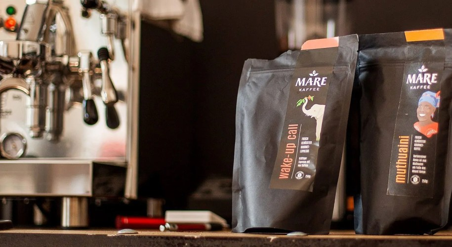 Mare Kaffee Hamburg