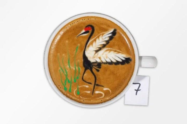 Latte Art Artbar