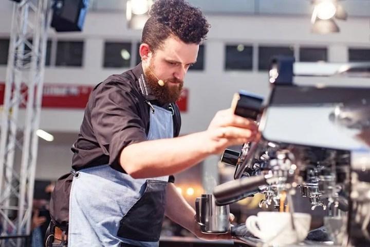 Carlo Graf Bülow Latte Art