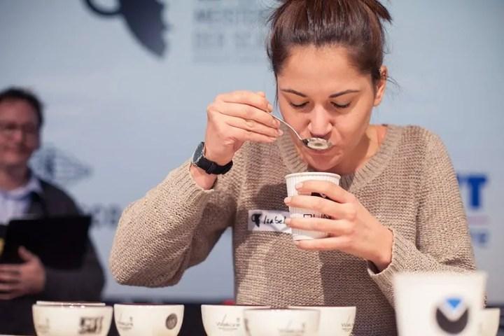 Cup Tasting Isabel Heilandt Köln