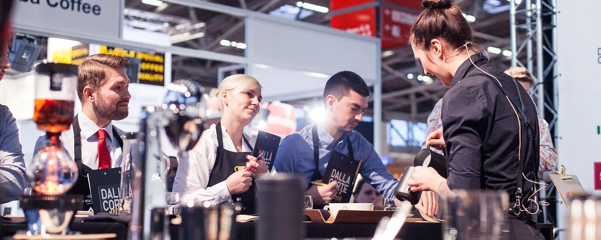 Kaffeemeisterschaft SCAE