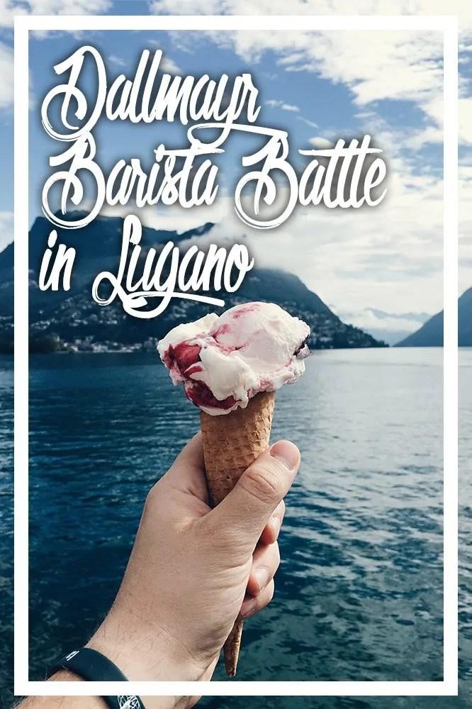 Dallmayr Barista Jam Lugano