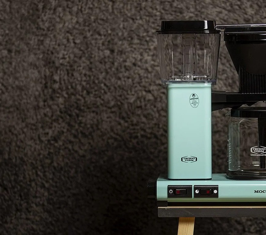 Filterkaffee mit der Moccamaster