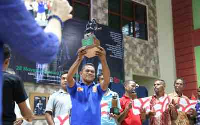 Timor-Leste Coffee Quality Competition Won by Smallholder Farmer