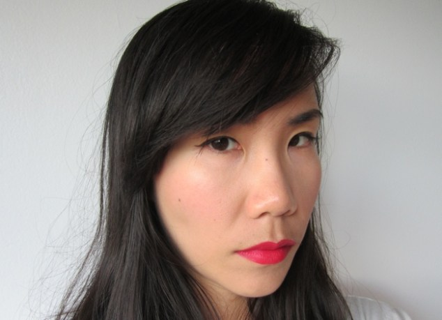 wet n wild megalast lipstick stoplight red fotd