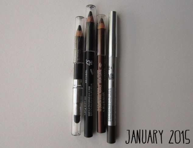 the body shop eyeliners jan2015