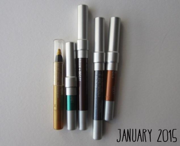 urban decay mini eyeliners jan2015