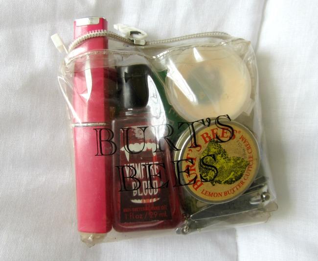 purse stuff