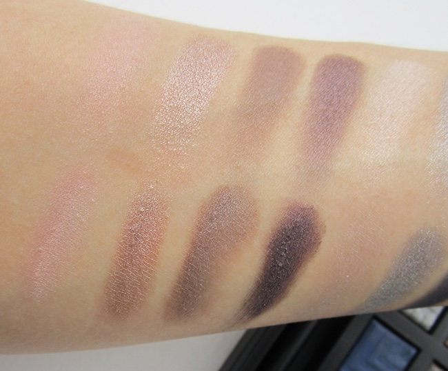 nars dual intensity palette swatches 1