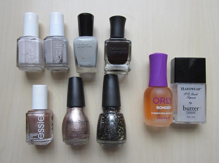 inventory london 2015 nail polish