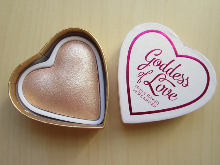 heart makeup blushing hearts goddess of faith