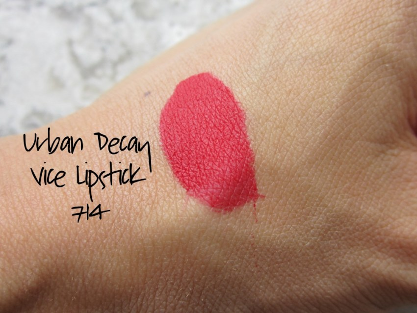 urban decay vice lipstick 714 swatch