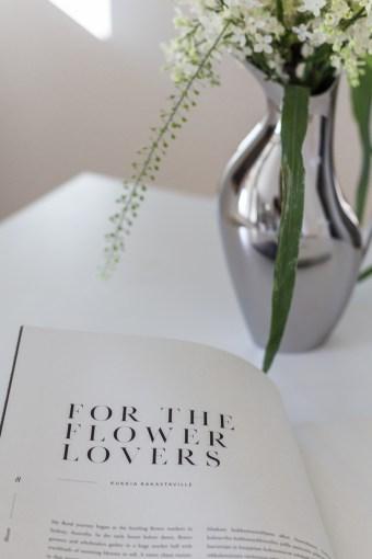 Kirjoja kukkia rakastaville | Blossom