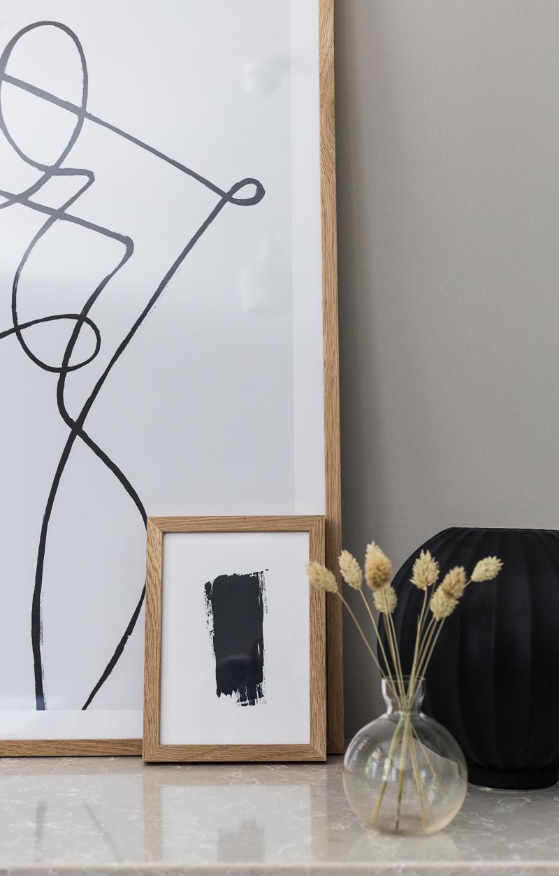 Desenio julisteet, mustavalkoiset julisteet, alennuskoodi, Coffee Table Diary sisustusblogi