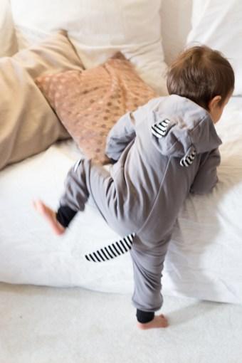 Elämää 1- ja 5-vuotiaan kanssa