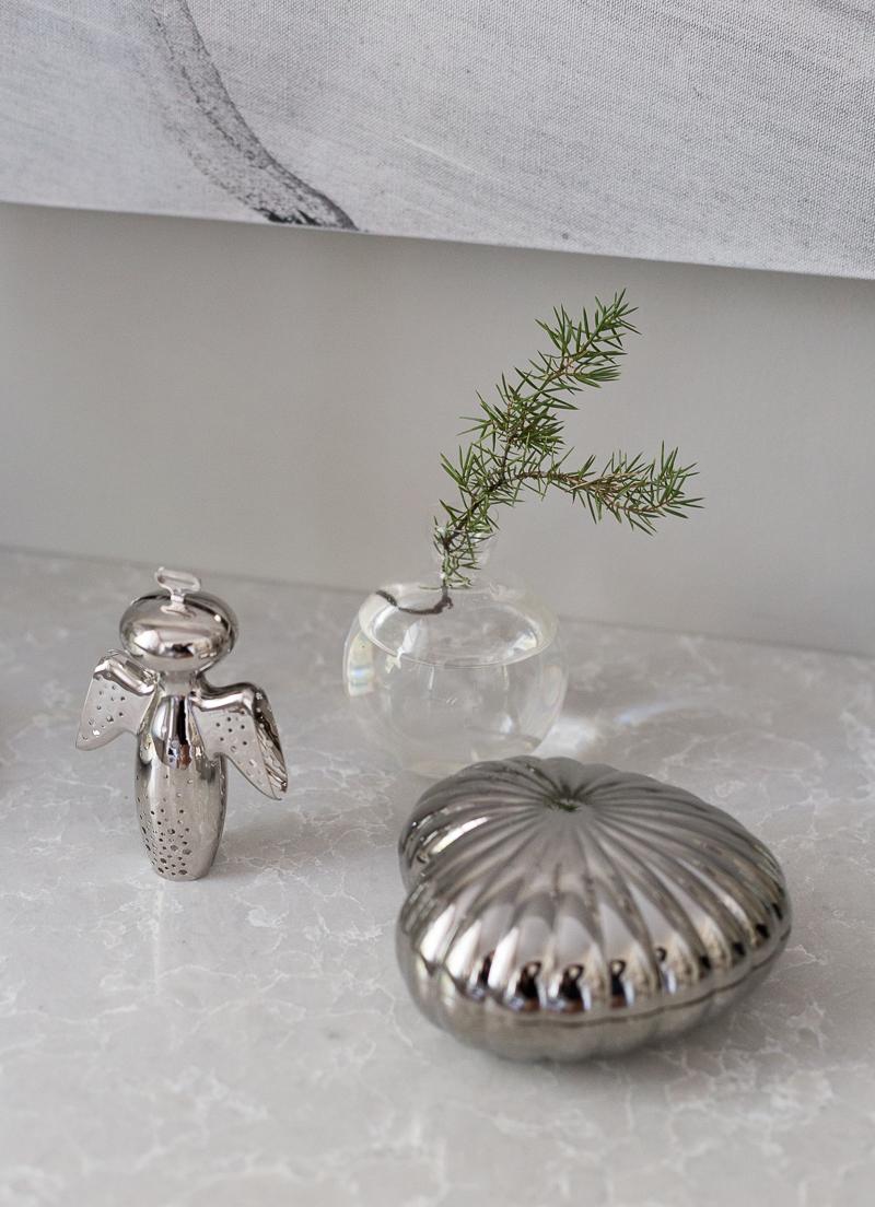 Tyyli joulukoristeiden suhteen, Georg Jensen joulukoristeet
