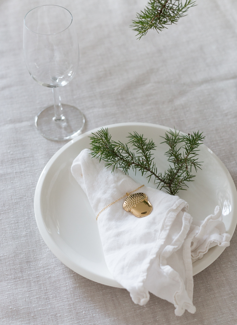 kattausidea joulupöytään, tanskalainen joulutyyli, Georg Jensen
