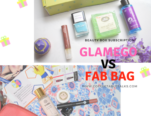 Best beauty subscription box in India