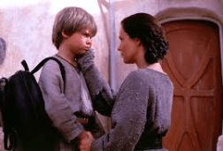 shmi and anakin