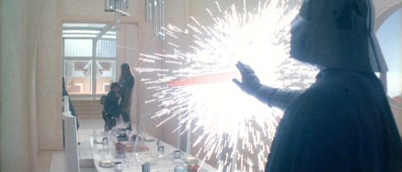 Han Shoots Vader First