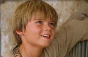 Young Anakin