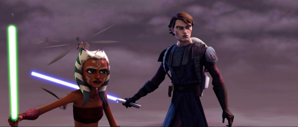 anakin ahsoka clone wars movie