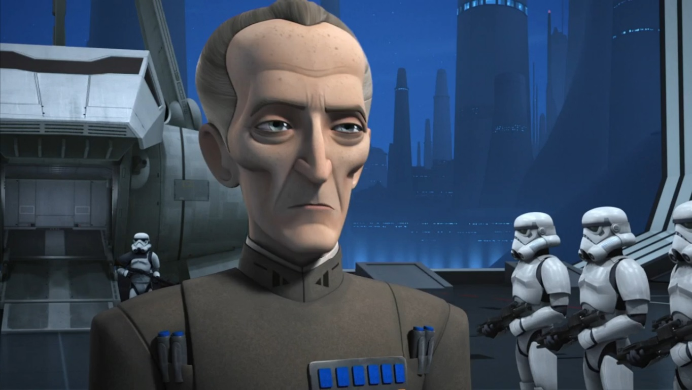 Star Wars Rebels Governor