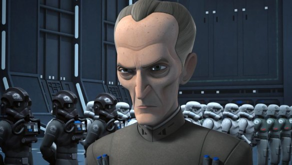 Tarkin with troopers