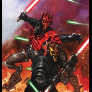 Savage and Maul