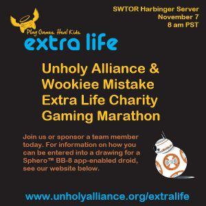 Extra Life Blog