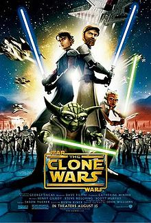 Clone Wars Theatrical Release