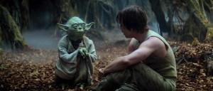 Luke and Yoda 1