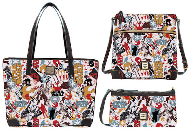 Dooney & Bourke handbags inspired by Rogue One: A Star Wars Story