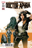 STAR WARS: DOCTOR APHRA #1 (OCT160975) Written by KIERON GILLEN Art by KEV WALKER Cover by KAMOME SHIRAHAMA